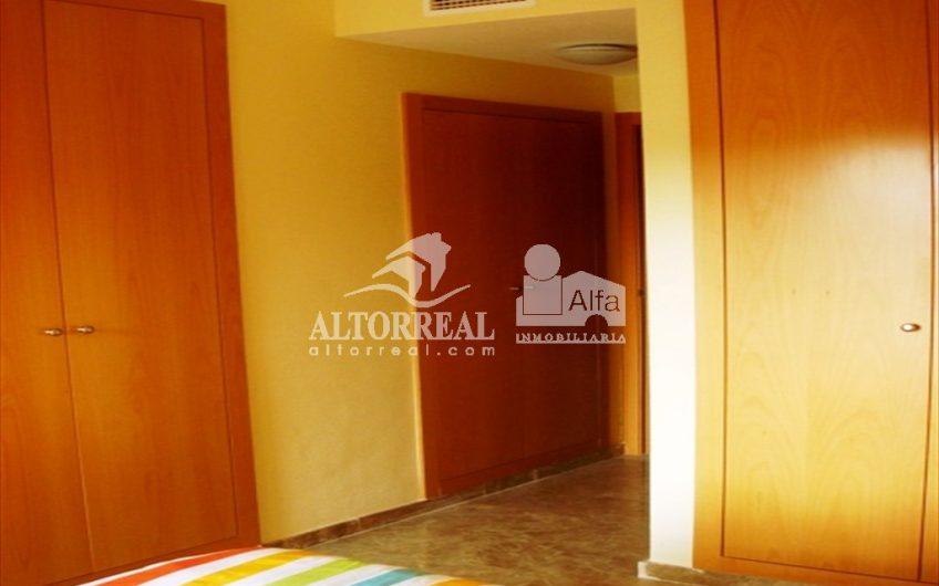 Apartamento amueblado en alquiler en Altorreal, Augusta Golf