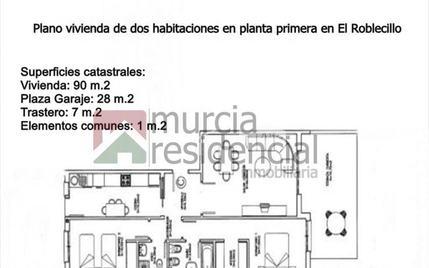 Piso en venta en Altorreal, Plaza El Roblecillo