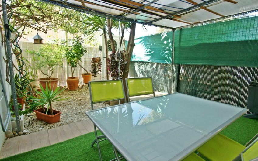 Piso dúplex con jardín en venta en Altorreal